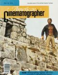 Jeff Bridges on the cover of American Cinematographer (United States) - March 1984