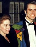 Jim Carrey and Melissa Womer