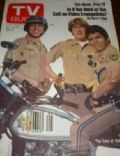 Larry Wilcox on the cover of TV Guide (United States) - 1982