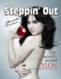 Alessandra Torresani on the cover of Steppin Out (United States) - March 2010