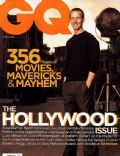 Edward Norton on the cover of Gq (United States) - March 2001