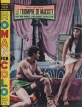 Roman Film Color Magazine [France] (15 April 1962)