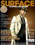 Lorik Cana on the cover of Other (Albania) - April 2009