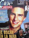 on the cover of Other (Chile) - March 1997