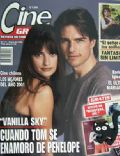 on the cover of Other (Chile) - January 2002