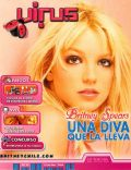 Britney Spears on the cover of Other (Chile) - November 2004