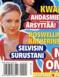 Katherine Heigl on the cover of Other (Finland) - May 2001