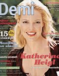 on the cover of Other (Finland) - September 2007
