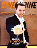 Edward Norton on the cover of Other (France) - October 2000