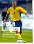 Fredrik Ljungberg on the cover of Other (Japan) - 2004