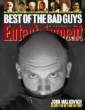 John Malkovich on the cover of Entertainment Weekly (United States) - August 1993