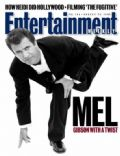 Mel Gibson on the cover of Entertainment Weekly (United States) - August 1993