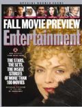Michelle Pfeiffer on the cover of Entertainment Weekly (United States) - August 1993
