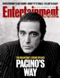 Al Pacino on the cover of Entertainment Weekly (United States) - November 1993