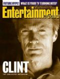 Clint Eastwood on the cover of Entertainment Weekly (United States) - December 1993