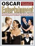 Adrien Brody, Catherine Zeta-Jones, Halle Berry, Nicole Kidman on the cover of Entertainment Weekly (United States) - April 2003