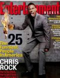 Chris Rock on the cover of Entertainment Weekly (United States) - March 2004