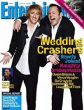 Owen Wilson on the cover of Entertainment Weekly (United States) - July 2005