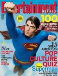 Brandon Routh on the cover of Entertainment Weekly (United States) - April 2006