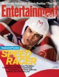 Emile Hirsch on the cover of Entertainment Weekly (United States) - April 2008