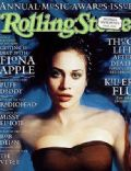 Fiona Apple, Madonna on the cover of Rolling Stone (United States) - January 1998