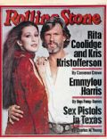 Kris Kristofferson, Kris Kristofferson and Rita Coolidge, Rita Coolidge on the cover of Rolling Stone (United States) - February 1978
