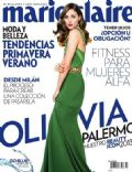 Olivia Palermo on the cover of Marie Claire (Mexico) - March 2013