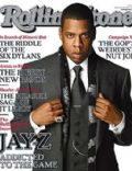 Jay-Z on the cover of Rolling Stone (United States) - November 2007