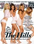 Heidi Montag, Lauren Conrad, Whitney Port, Whitney Port and Lauren Conrad on the cover of Rolling Stone (United States) - May 2008