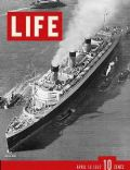 on the cover of Life (United States) - April 1937