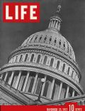 on the cover of Life (United States) - November 1937