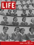 on the cover of Life (United States) - January 1938