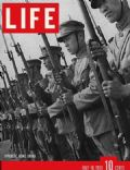 on the cover of Life (United States) - July 1939