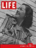 Life Magazine [United States] (4 September 1939)