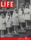 on the cover of Life (United States) - September 1940