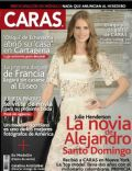 Caras Magazine [Colombia] (19 May 2012)