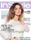InStyle Magazine [United Kingdom] (April 2012)