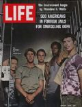 on the cover of Life (United States) - June 1970