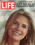 Candice Bergen on the cover of Life (United States) - July 1970