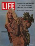 on the cover of Life (United States) - December 1970