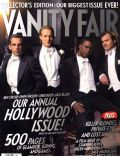 Ben Stiller, Chris Rock, Jack Black, Owen Wilson on the cover of Vanity Fair (United States) - March 2007