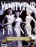 Amy Poehler, Sarah Silverman, Tina Fey on the cover of Vanity Fair (United States) - April 2008