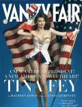 Annie Leibovitz, Tina Fey on the cover of Vanity Fair (United States) - January 2009