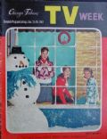 Peggy Lennon on the cover of TV Week (United States) - December 1961