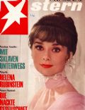 Audrey Hepburn on the cover of Stern (Germany) - April 1964