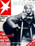 Madonna on the cover of Stern (Germany) - March 1992