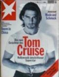 Tom Cruise on the cover of Stern (Germany) - 1994