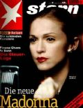 Madonna on the cover of Stern (Germany) - 1996