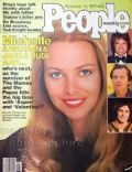 Michelle Phillips on the cover of People (United States) - November 1977