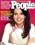 Marlo Thomas on the cover of People (United States) - December 1977